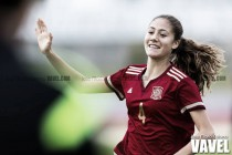 Laia Aleixandri y Ona Batlle, las 'veteranas' de la Sub-17