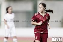 """Lorena Navarro: """"En Jordania nos pedían fotos y autógrafos"""""""