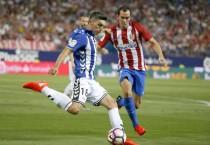 Daniel Torres realizó trabajos de campo con Alavés