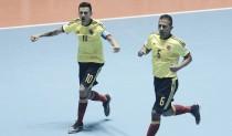 Colombia venció a Panamá y clasificó a los octavos de final del Mundial de Futsal