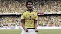 Aguilar nominado al once de América