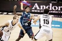 Segunda derrota consecutiva para Dominion Bilbao Basket