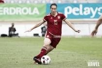 """Silvia Meseguer: """"Ellas han salido mucho mejor al partido"""""""