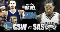 Previa Golden State Warriors - San Antonio Spurs: que comience el espectáculo