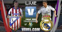 Supercopa de España 2014: Atlético de Madrid vs Real Madrid en vivo y en directo online