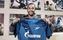 Hernani, nuevo jugador del Zenit