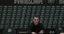 """Vagner Mancini elogia postura da Chapecoense diante do Tubarão: """"Passamos no teste"""""""