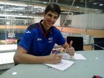 Ander Martínez anota por primera vez en ACB