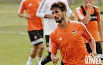 Ojo... André Gomes: el timón del Valencia