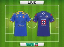 Tigres vs Cruz Azul en vivo online