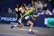 ATP Parigi Bercy - Cuevas è un rullo compressore, eliminato Lorenzi