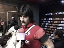 """Federico Vilar: """"Hay detalles que corregir pero vamos por el camino correcto"""""""