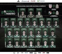 México con todo en el inicio del hexagonal