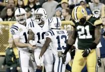 Colts quebra tabu de 28 anos e derrota Packers no Lambeau Field