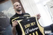 Fotografías e imágenes de Xavi Rey en su presentación