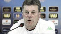 """Dieter Hecking: """"Estoy contento por el global de la temporada"""""""