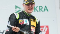 Mick Schumacher in F3 con Prema nel 2017