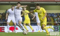 """Gerard Moreno: """"El objetivo de entrar en Europa League se ha cumplido"""""""