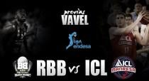 Previa RETAbet Bilbao Basket - ICL Manresa: ganar o ganar