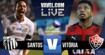Resultado Santos x Vitória pelo Brasileirão 2016 (3-2)