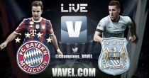Bayern de Múnich vs Manchester City en vivo y en directo online