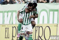 Rubén Castro y Pacheco valoran los tres puntos