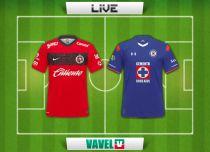 Xolos de Tijuana vs Cruz Azul en vivo online