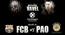 FC Barcelona Lassa - Panathinaikos: duelo de altura en el Palau