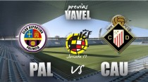 CD Palencia - Caudal Deportivo: la permanencia se juega en la Nueva Balastera