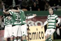 Sporting a 2 pontos do líder em noite de homenagem à Chapecoense: leões batem Vitória (2-0)