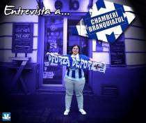Entrevista. Peña Chamberí Branquiazul, deportivismo en la capital