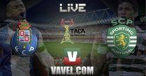 Oporto vs Sportingen vivo y endirecto online