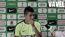 """Sebastián Támara: """"No pienso en penales, hay que buscar ganar en los 90 minutos"""""""