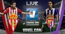 Real Valladolid - Sporting de Gijón en directo online