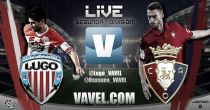 CD Lugo - CA Osasuna en vivo online