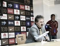 """Ricardo La Volpe: """"Estoy contento y agradecido"""""""