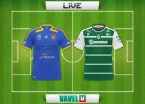 Tigres vs Santos en vivo online