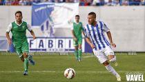 Dioni se marcha del Leganés rumbo a Oviedo