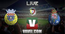 Resultado partido Arouca vs Porto en vivo y en directo online