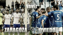 Previa Real Zaragoza - Oviedo: un partido para reivindicarse