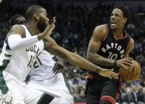 NBA Playoffs: Toronto supera Milwaukee (92-89) e vola in semifinale