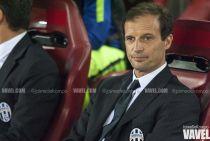 """Allegri: """"Buscaremos ganar también la Champions League"""""""