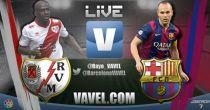 Live Liga BBVA : le match Rayo Vallecano vs FC Barcelone en direct