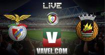 Resultado partido Benfica vs Rio Ave en vivo y en directo online