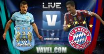 LiveScoreManchester City vs Bayern Munich Commentary and Result of UCL Scores Today