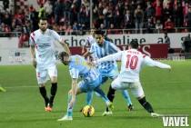 El Málaga visitará al Sevilla antes de finalizar el año