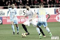 Balance igualado en los Málaga - Sevilla