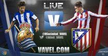 Resultado Real Sociedad vs Atlético (2-1)