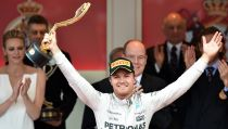 GP Monaco : Trois à la suite pour Nico Rosberg !