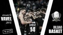 Anuario VAVEL 2016: RETAbet Bilbao Basket, luces y sombras